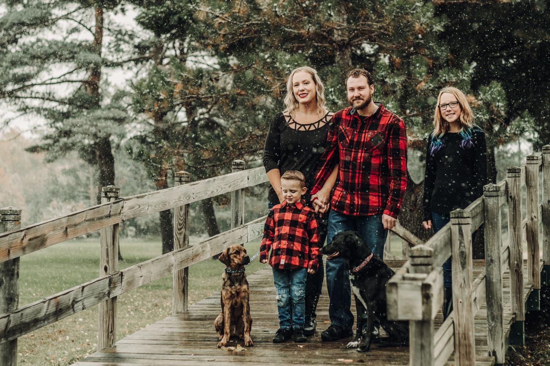 Nicole Rolbiecki & Family